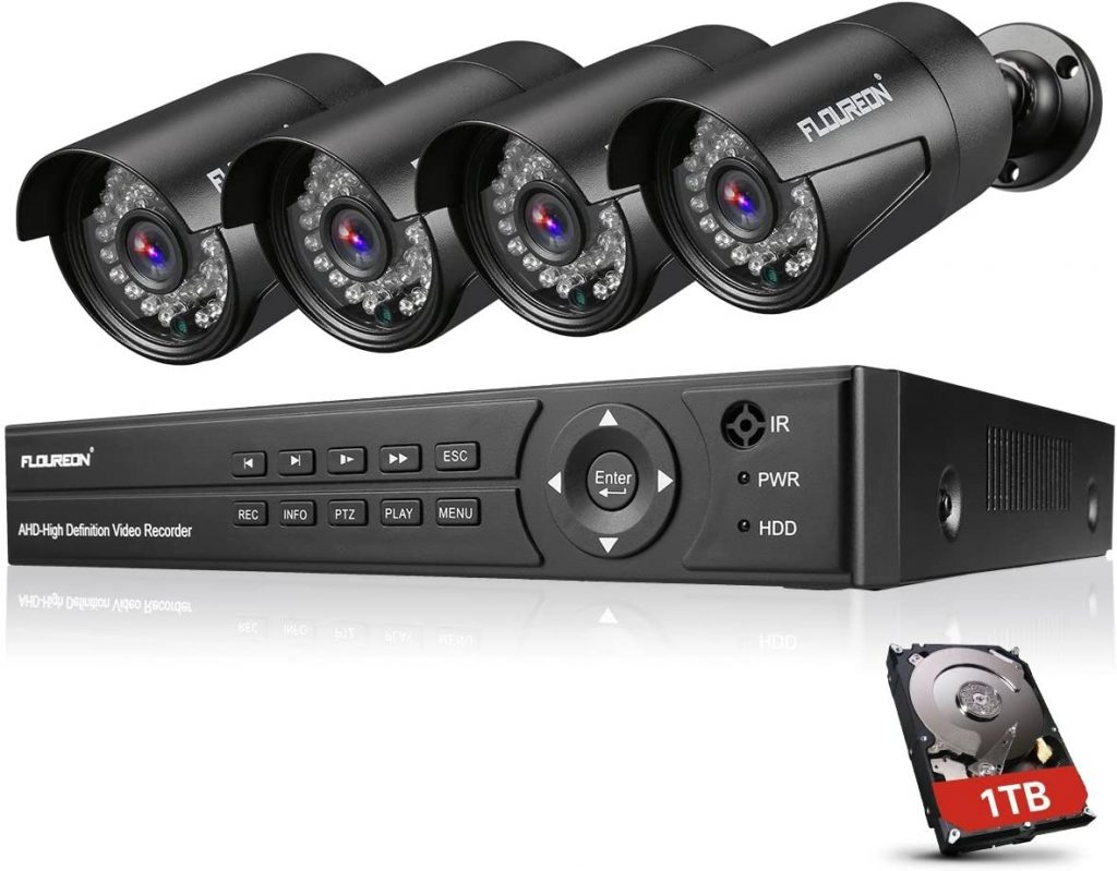Kit Videosorveglianza Wireless